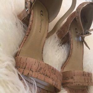 044f23c2c CL by Laundry Shoes - CL by Laundry Jody Cork Women s Sandal